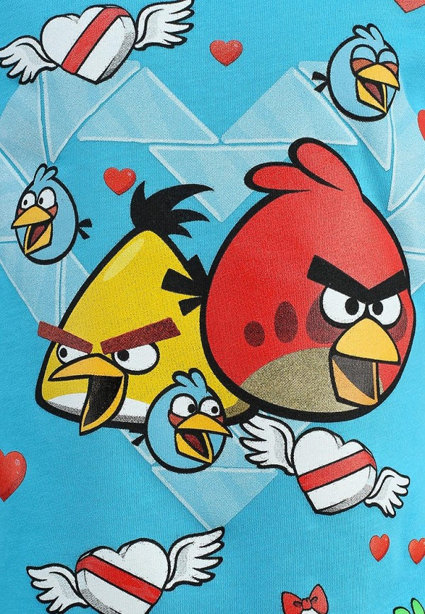 Футболка ANGRY BIRDS (Энгри Бёрдс) AB-TSG208-BRZ: изображение 4