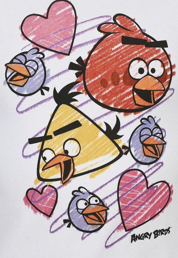 Футболка ANGRY BIRDS (Энгри Бёрдс) TSG39-WHT: изображение 3