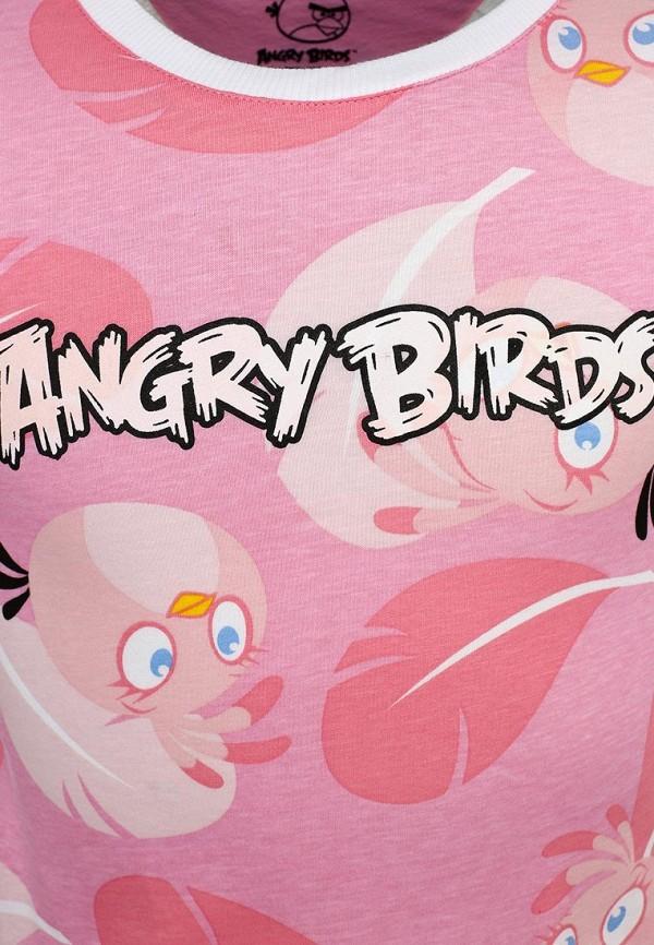 Футболка ANGRY BIRDS (Энгри Бёрдс) AB-22-007-PNK: изображение 3