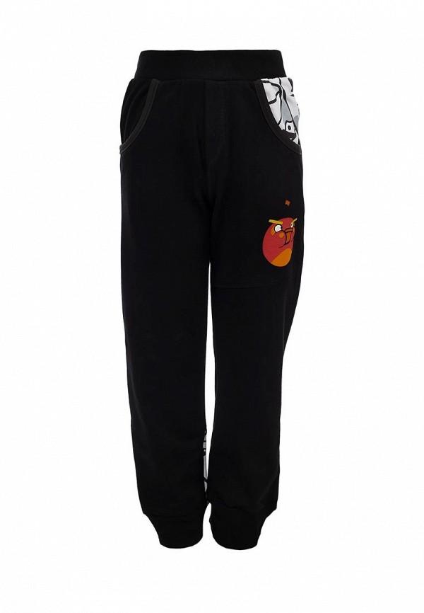 Спортивные брюки ANGRY BIRDS (Энгри Бёрдс) AB-BPP08-BLK: изображение 1