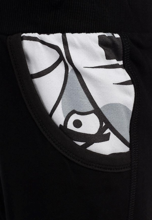 Спортивные брюки ANGRY BIRDS (Энгри Бёрдс) AB-BPP08-BLK: изображение 3