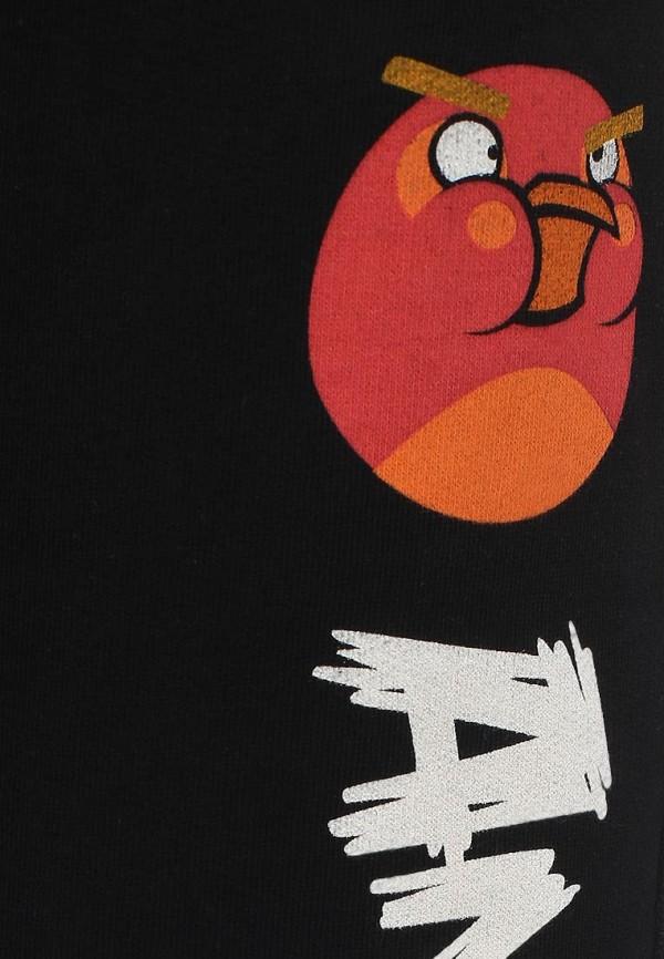 Спортивные брюки ANGRY BIRDS (Энгри Бёрдс) AB-BPP01-BLK: изображение 3