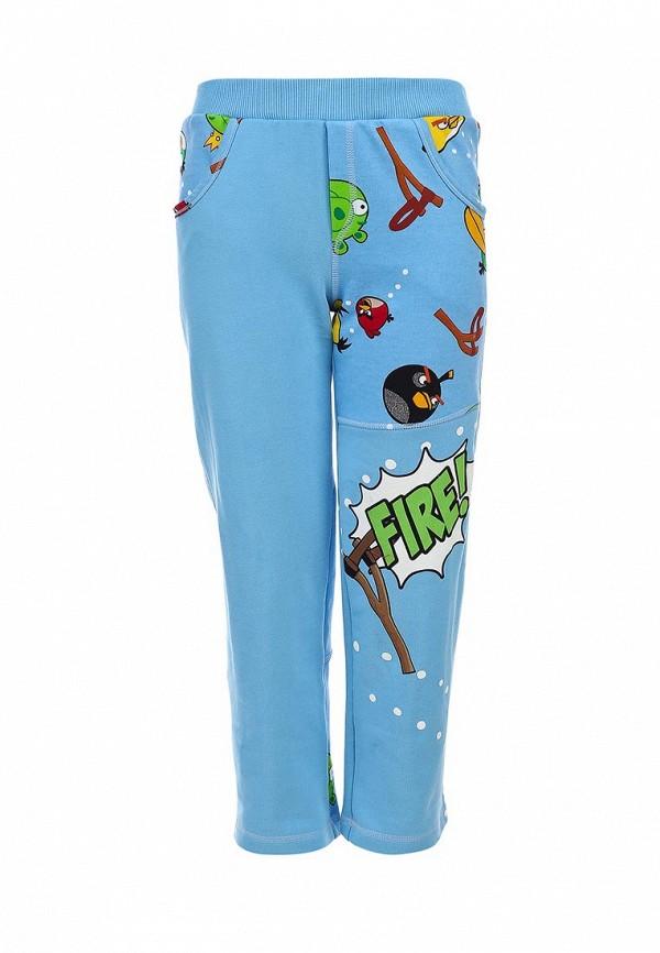 Спортивные брюки ANGRY BIRDS (Энгри Бёрдс) AB-BPP05-BLU: изображение 1