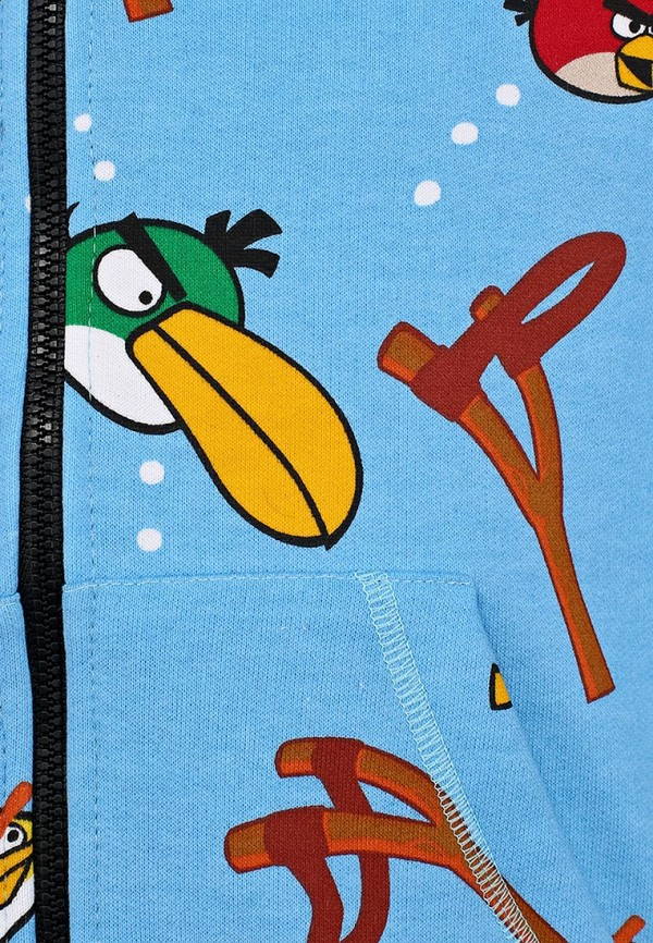 Толстовка ANGRY BIRDS (Энгри Бёрдс) AB-HDB139-BLU: изображение 3
