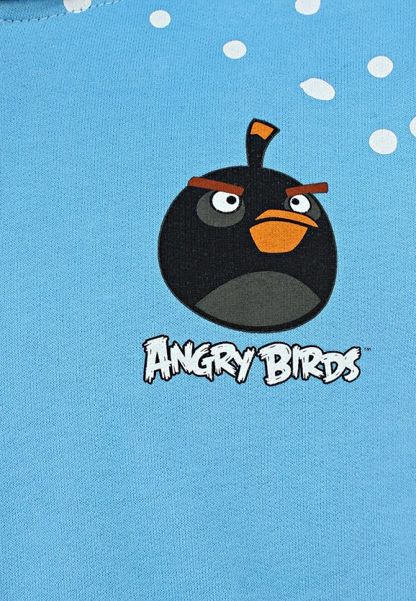 Толстовка ANGRY BIRDS (Энгри Бёрдс) AB-HDB140-BLU: изображение 3