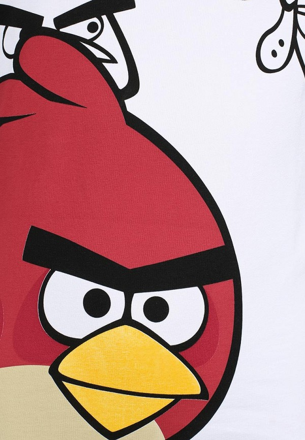 Толстовка ANGRY BIRDS (Энгри Бёрдс) AB-SHB155-WHT: изображение 5