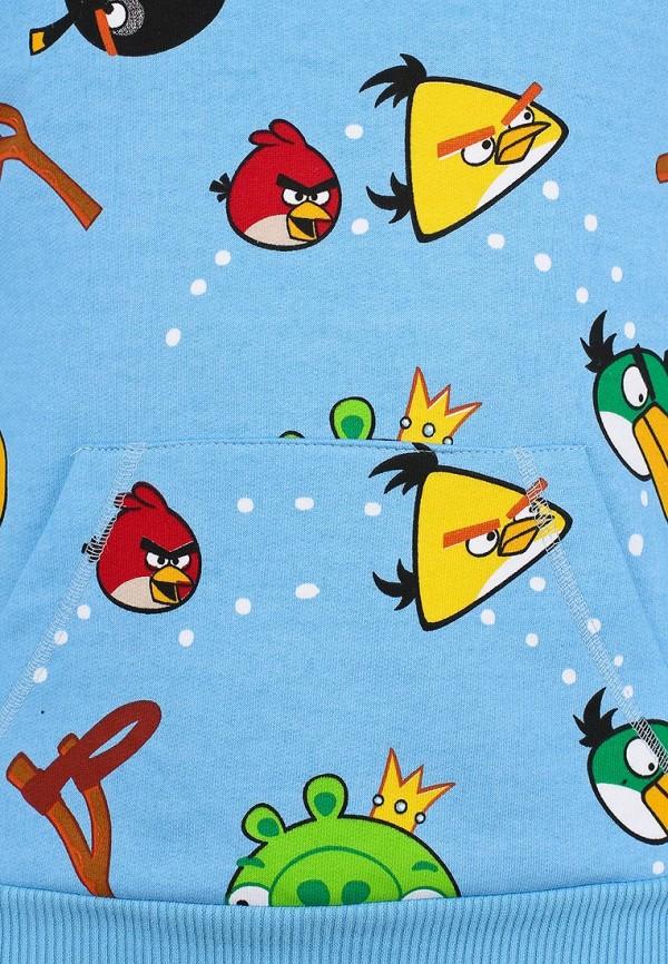 Толстовка ANGRY BIRDS (Энгри Бёрдс) AB-SHB157-BLU: изображение 3