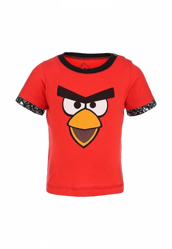 Футболка ANGRY BIRDS (Энгри Бёрдс) AB-TSIB166-RED: изображение 1