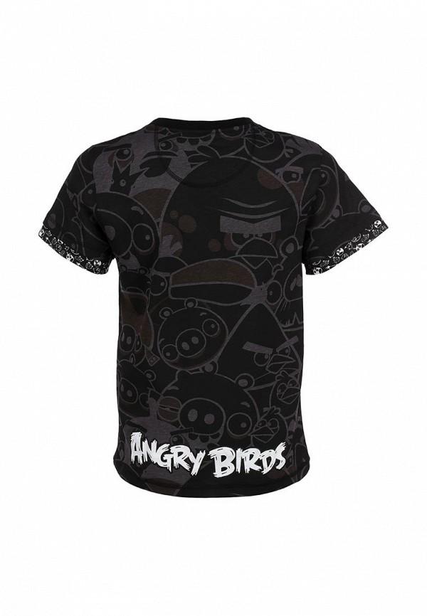 Футболка ANGRY BIRDS (Энгри Бёрдс) AB-TSB169-BLK: изображение 2
