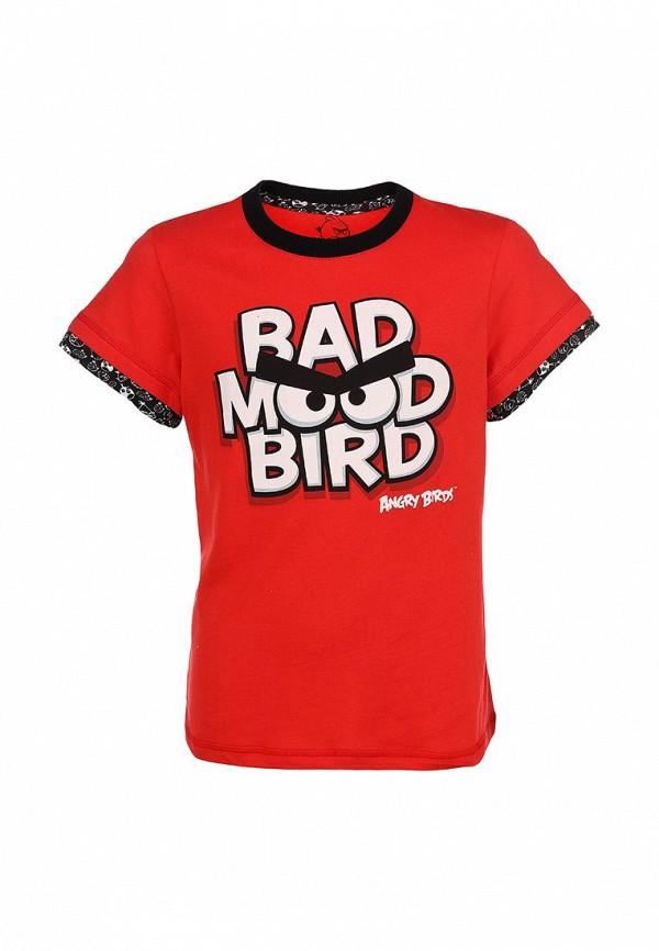 Футболка ANGRY BIRDS (Энгри Бёрдс) AB-TSB172-RED: изображение 1