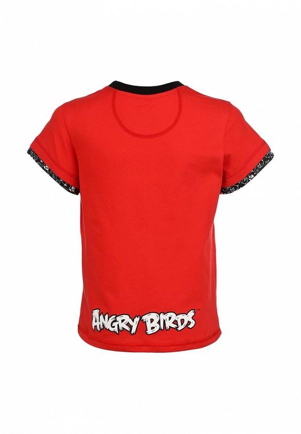Футболка ANGRY BIRDS (Энгри Бёрдс) AB-TSB172-RED: изображение 2