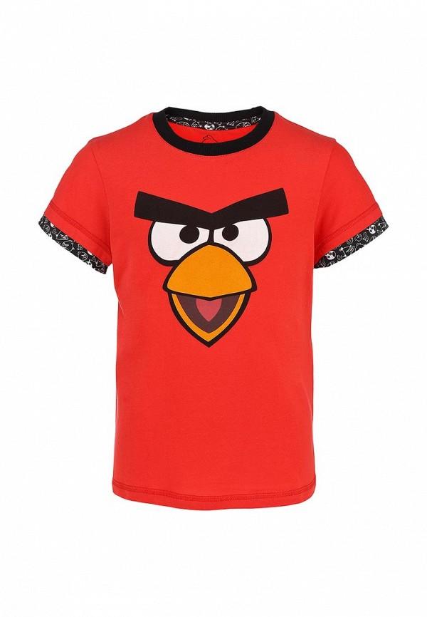 Футболка ANGRY BIRDS (Энгри Бёрдс) AB-TSB173-RED: изображение 1