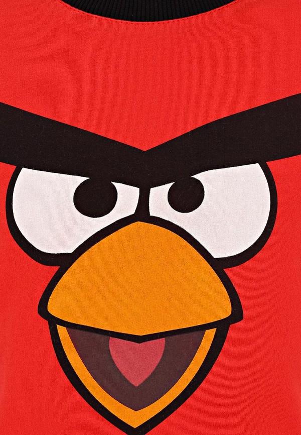 Футболка ANGRY BIRDS (Энгри Бёрдс) AB-TSB173-RED: изображение 3
