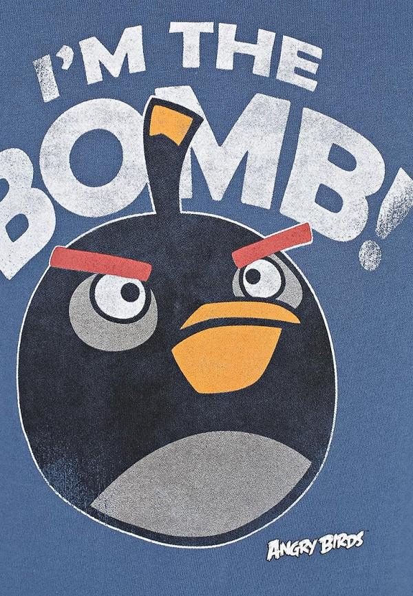 Толстовка ANGRY BIRDS (Энгри Бёрдс) AB-SHB193-BLU: изображение 3