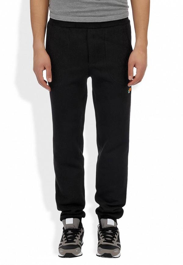 Мужские спортивные брюки ANGRY BIRDS (Энгри Бёрдс) MPP003-BLK: изображение 1