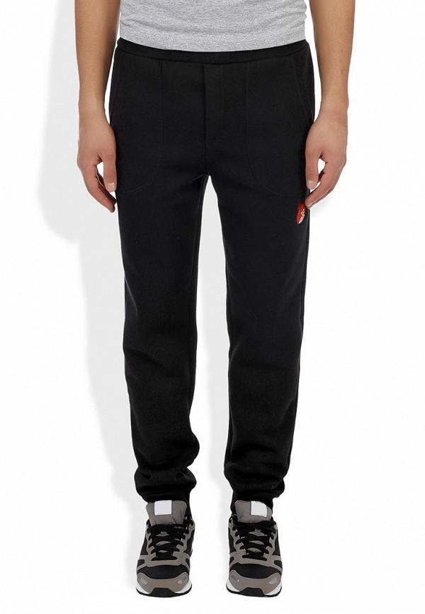 Мужские спортивные брюки ANGRY BIRDS (Энгри Бёрдс) MPP001-BLK: изображение 1