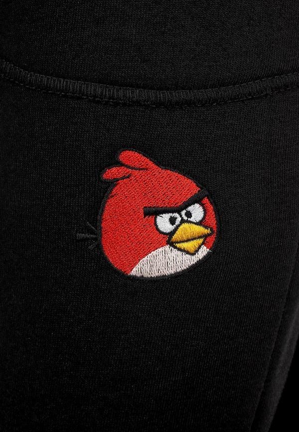 Мужские спортивные брюки ANGRY BIRDS (Энгри Бёрдс) MPP001-BLK: изображение 3