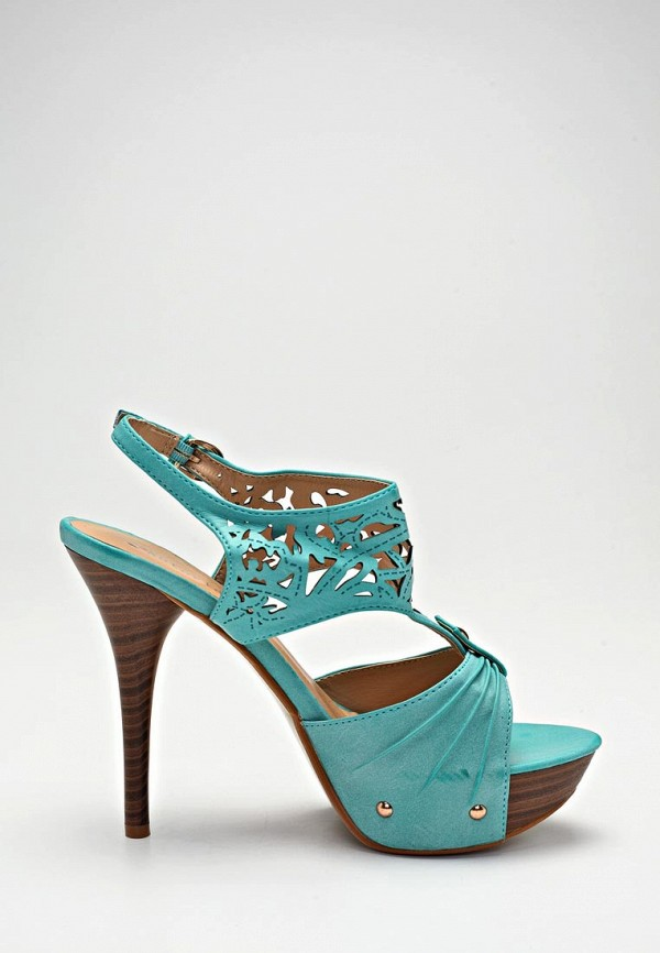 Босоножки на каблуке Aotoria 0327-4-15: изображение 9