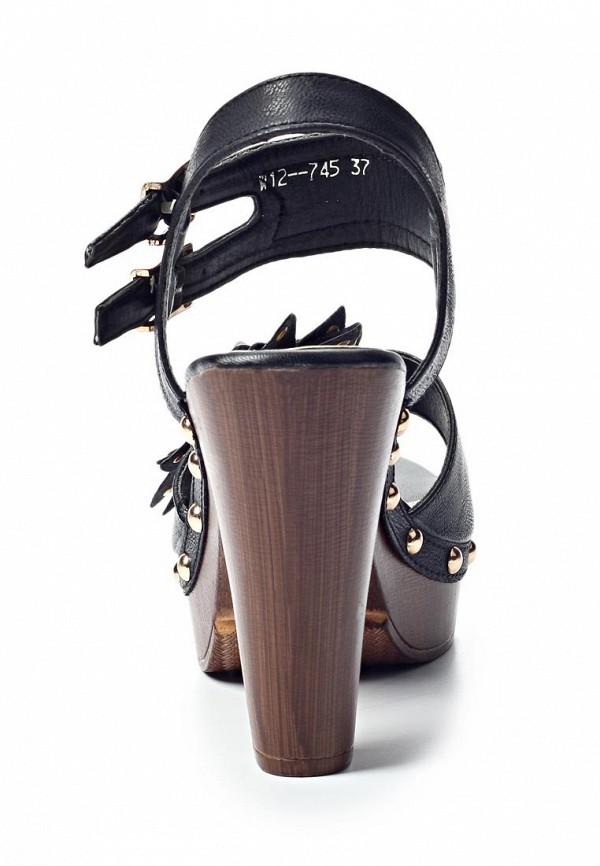 Босоножки на каблуке Aotoria W12-745: изображение 3