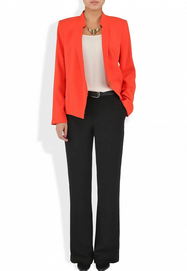 Женские широкие и расклешенные брюки Apart 63322: изображение 6