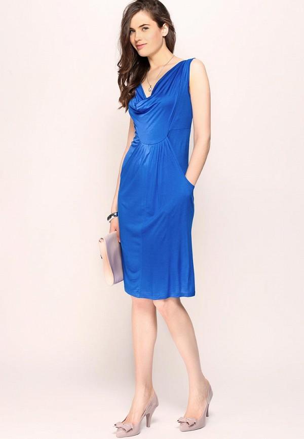 Платье Apanage AP512EWBU878. Цвет: синий