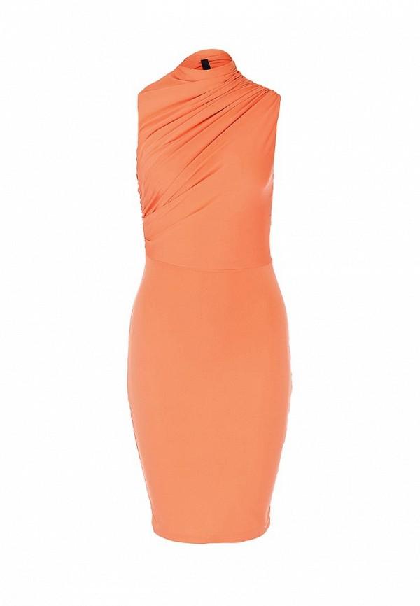 Вечернее / коктейльное платье Aqua by Aqua Lonny Mini Dress: изображение 1