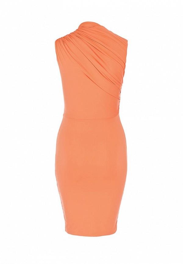 Вечернее / коктейльное платье Aqua by Aqua Lonny Mini Dress: изображение 2