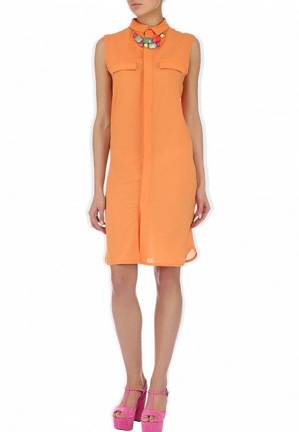 Платье Aqua by Aqua Jen Mini Dress: изображение 4