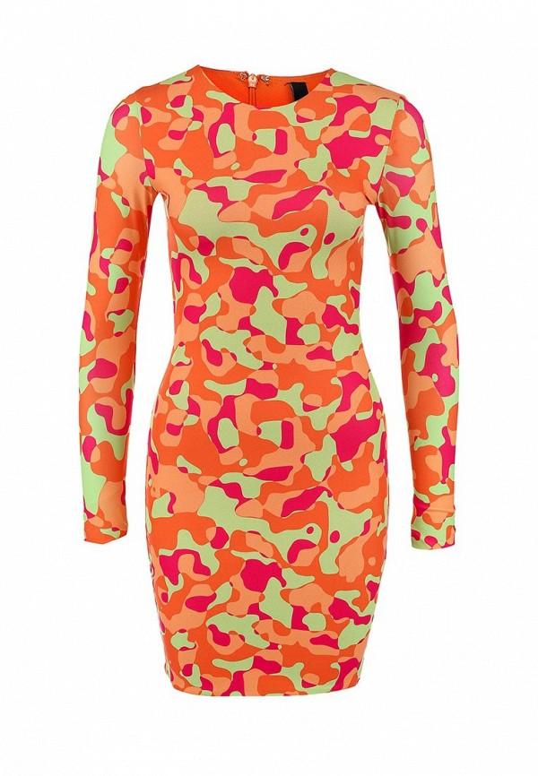 Вечернее / коктейльное платье Aqua by Aqua Marge Mini Dress: изображение 1