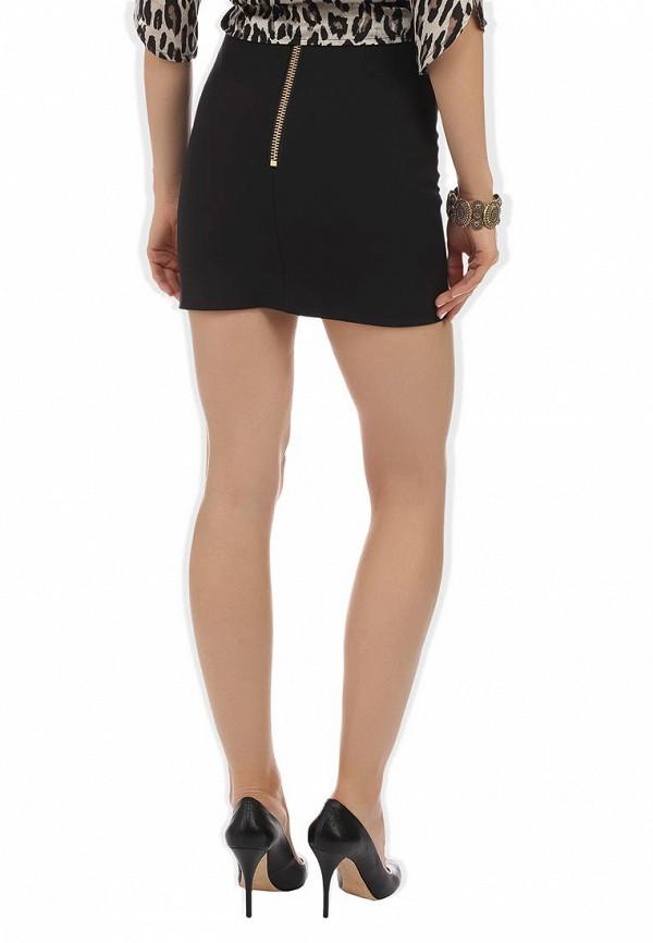 Мини-юбка Aqua by Aqua Allexandra Mini Skirt, Plain: изображение 5