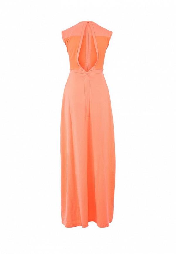 Вечернее / коктейльное платье Aqua by Aqua Fiona Maxi Dress: изображение 2
