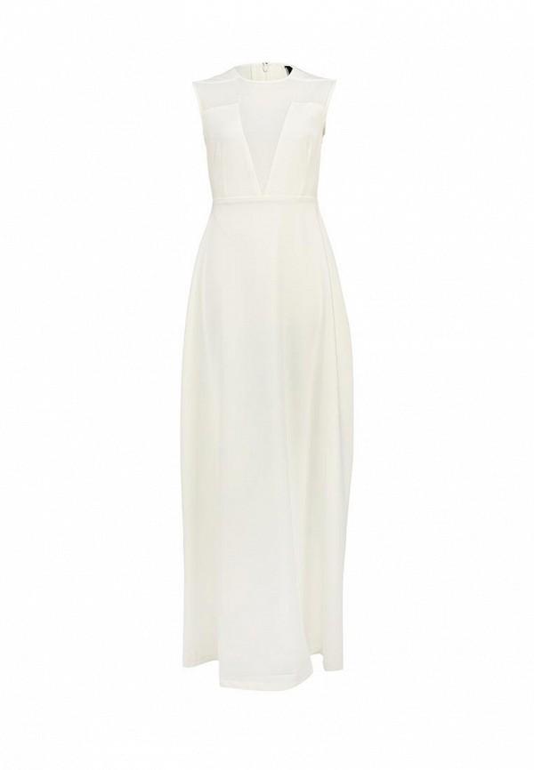 Вечернее / коктейльное платье Aqua by Aqua Fiona Maxi Dress: изображение 1