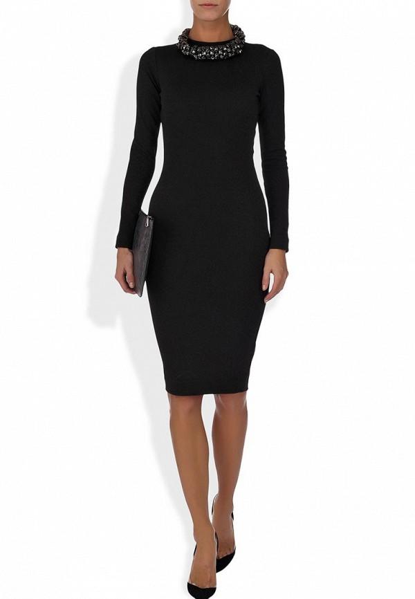 Вечернее / коктейльное платье AQ/AQ Boa Knee Length Dress: изображение 4