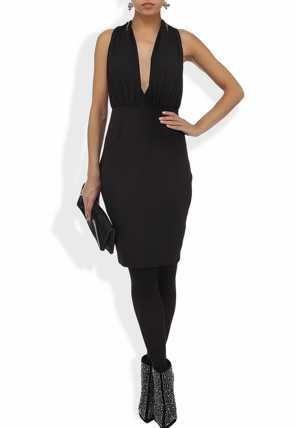 Платье-миди AQ/AQ Jane Knee Length Dress: изображение 4