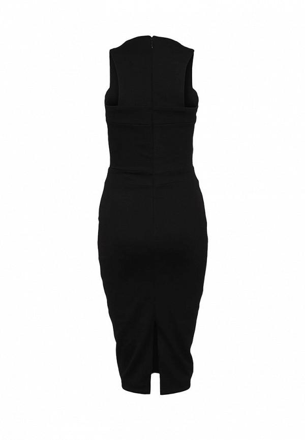 Вечернее / коктейльное платье AQ/AQ Virgin Knee Length Dress: изображение 2