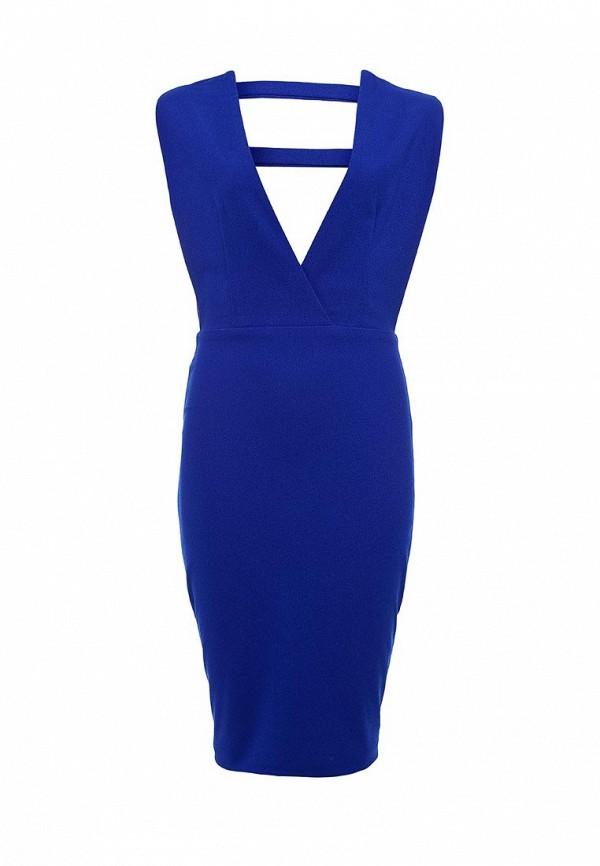 Вечернее / коктейльное платье AQ/AQ Phoebe Mini Dress: изображение 1