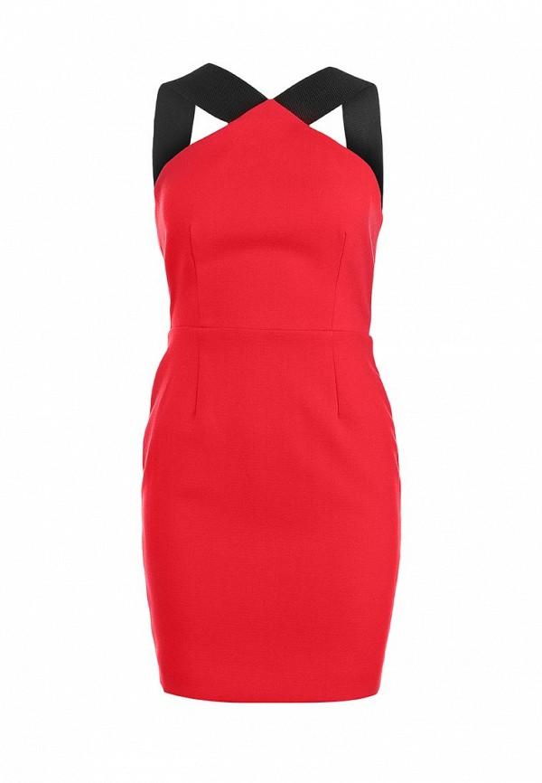 Платье-мини AQ/AQ Van Der Kamp Mini Dress: изображение 1