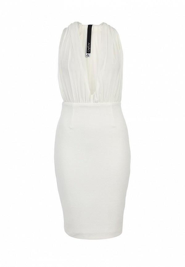 Платье-миди AQ/AQ Zoe Mini Dress: изображение 1
