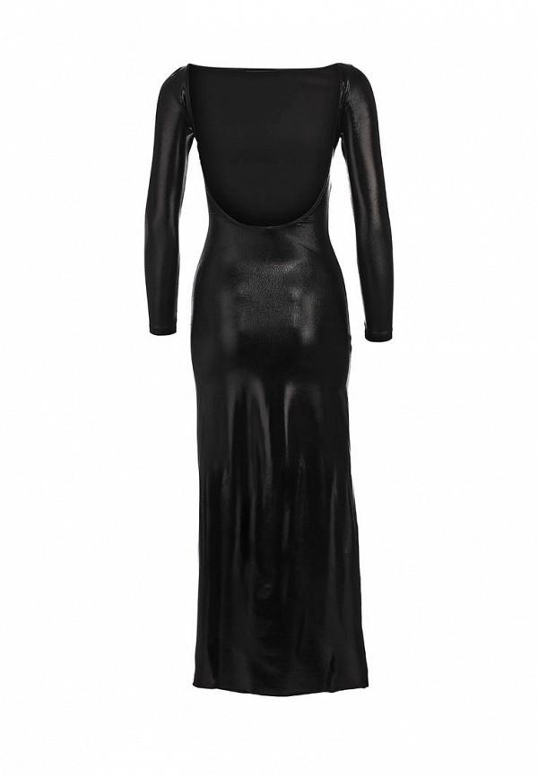 Вечернее / коктейльное платье AQ/AQ Rose Maxi Dress: изображение 3
