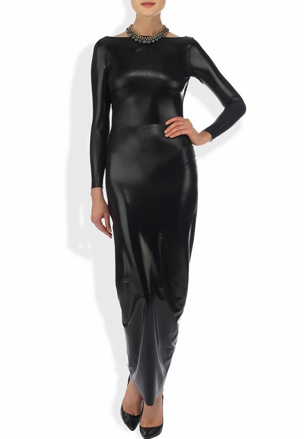 Вечернее / коктейльное платье AQ/AQ Rose Maxi Dress: изображение 7