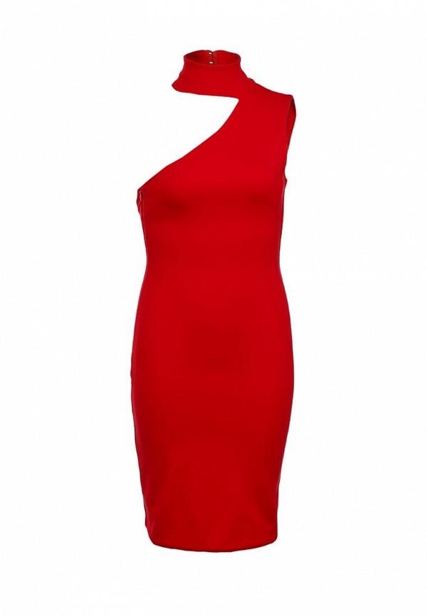 Вечернее / коктейльное платье AQ/AQ Newton Mini Dress: изображение 1