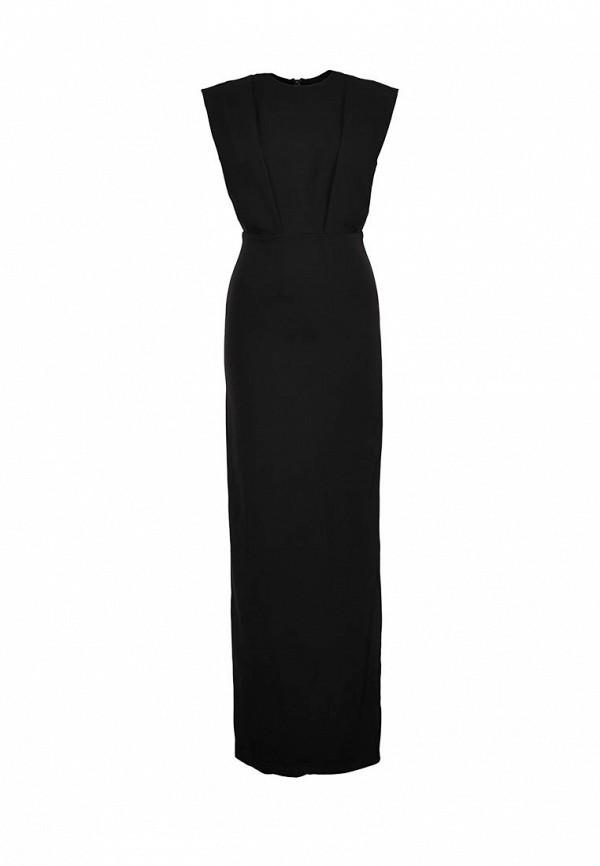 Платье-макси AQ/AQ Butterfly Maxi Dress: изображение 2