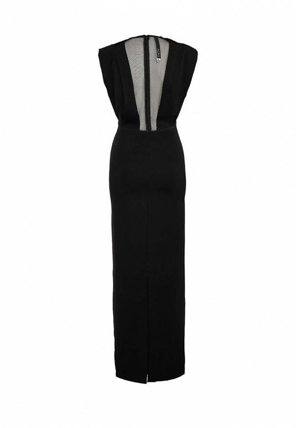 Платье-макси AQ/AQ Butterfly Maxi Dress: изображение 3