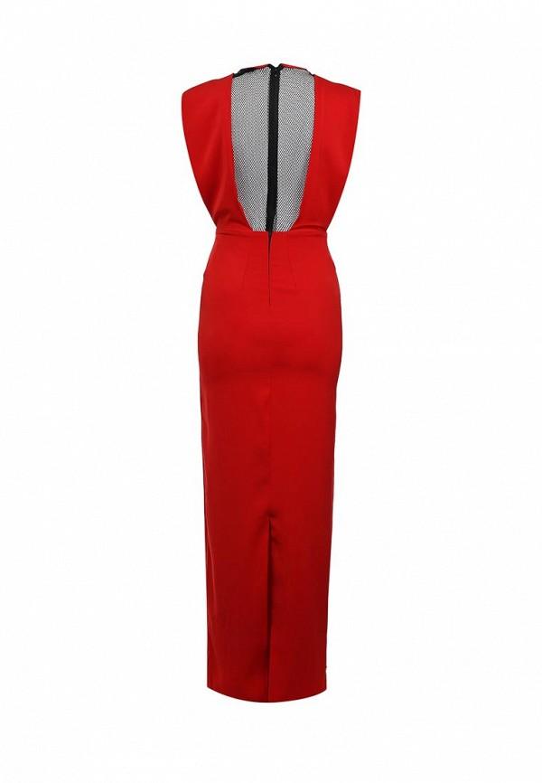 Вечернее / коктейльное платье AQ/AQ Butterfly Maxi Dress: изображение 2