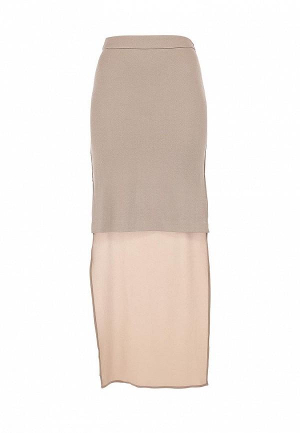Макси-юбка AQ/AQ Carrington Maxi Skirt: изображение 1