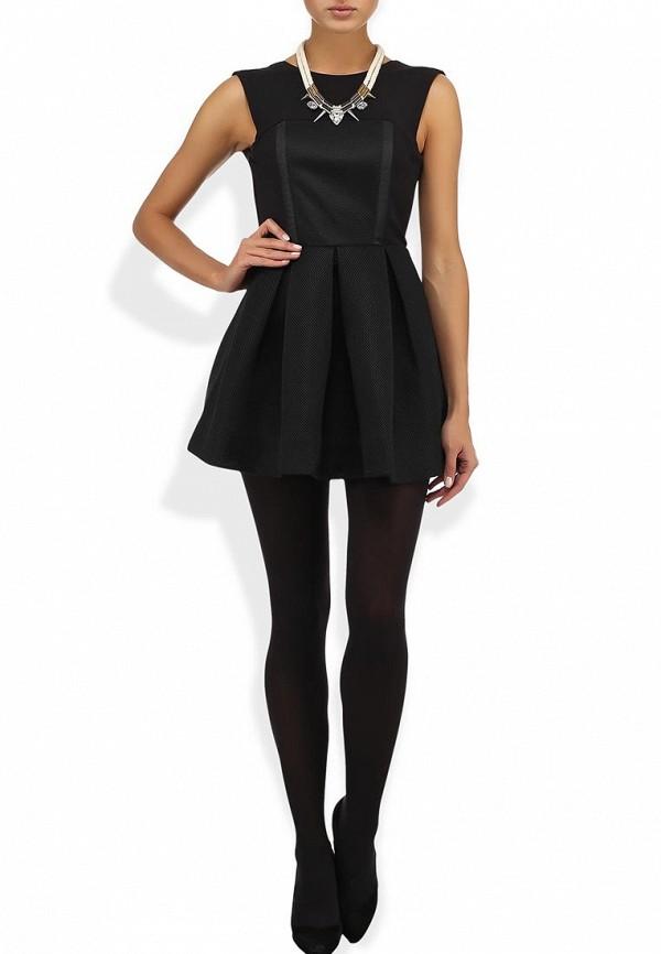 Вечернее / коктейльное платье AQ/AQ Ursula Mini Dress: изображение 4