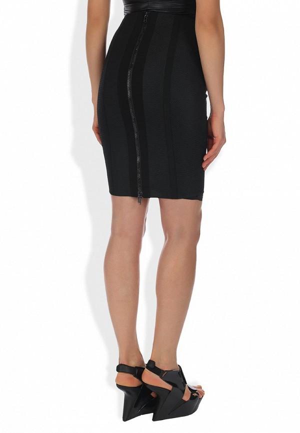Узкая юбка AQ/AQ Eva Mini Skirt: изображение 9