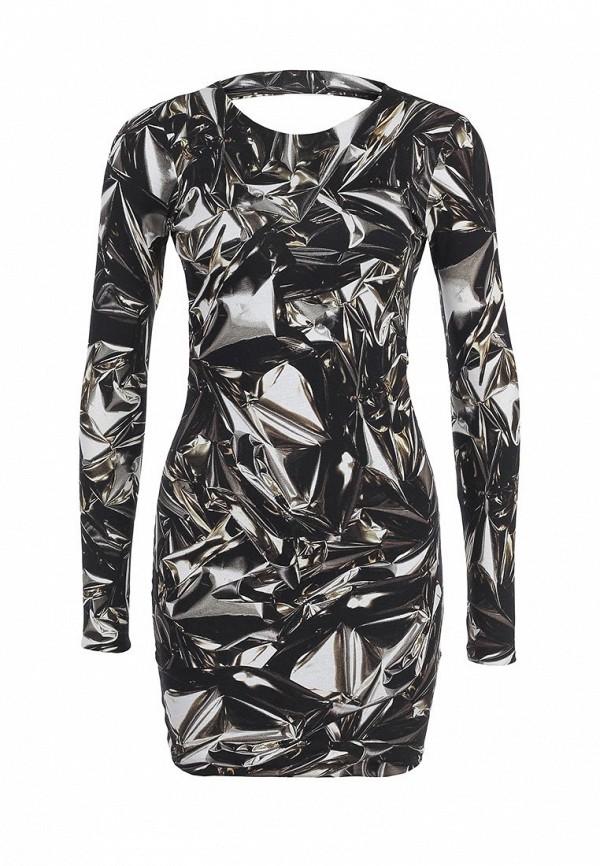 Вечернее / коктейльное платье AQ/AQ Tilton Mini Dress: изображение 1