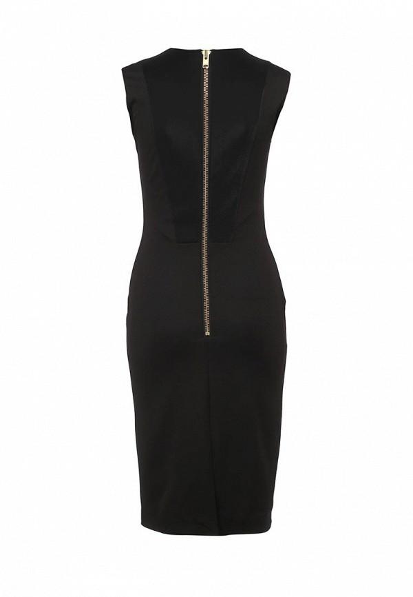 Платье-миди AQ/AQ Dolores Knee Length Dress: изображение 2
