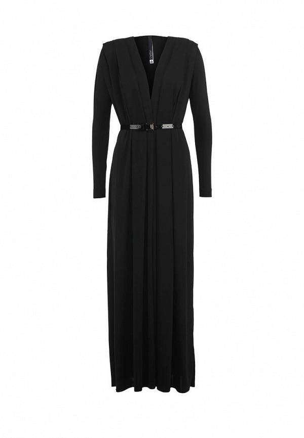 Платье-макси AQ/AQ Bowie Maxi Dress & Belt: изображение 1